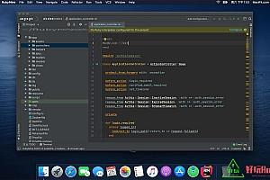 RubyMine for mac 2020.2.3 破解版(强大的Rails/Ruby开发工具)